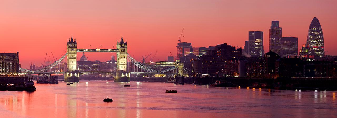 Considerada la 'Capital de Europa', Londres respira cultura y diversidad.