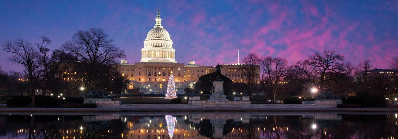 Capital dos Estados Unidos, respira política, cultura e modernidade